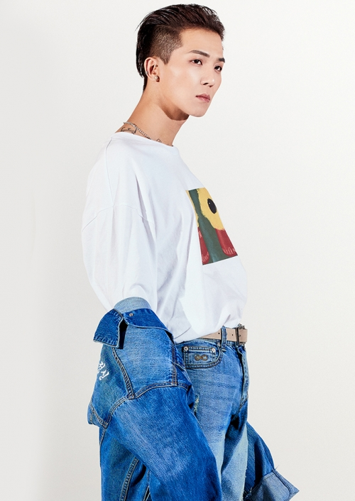 PLAC X MINO YOON ARTWORK GRAPHIC T-SHIRTS (PWTZ2RSL35UWHT)